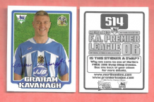 Wigan Athletic Graham Kavanagh 514